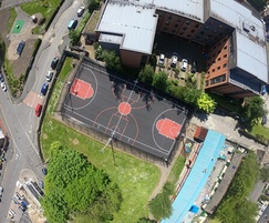 Lightmain collaborated with Basketball England