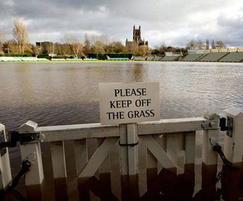 Notts Sport Ltd: Post-flood non-turf cricket pitch restoration advice