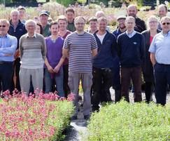 Palmstead Nurseries team