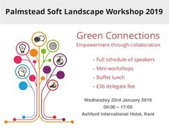 Palmstead Nurseries: Green Connections - Soft Landscape Workshop, 23 Jan 2019