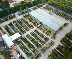 Palmstead Nurseries: New specimen facility for Palmstead Plants