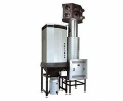 SCS-Diluter general air filtration system for workshops