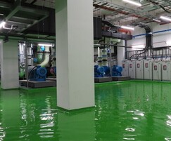 Fire, water and flood protection for building basement