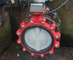 Containment valve