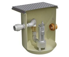 Klargester Compact Pumping Station