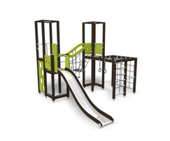 Finno Activity Tower - multiplay for up to 20 users