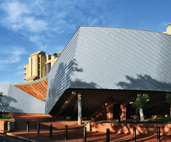 Lecture theatres, Johannesburg University