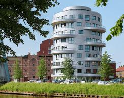 Meyster's Buiten residential building, Utrecht