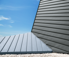 Double Standing Seam System