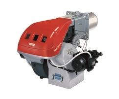 RLS/M MZ series low NOx modulating dual-fuel burner