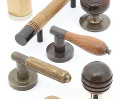 Selection of Arbor range door fittings