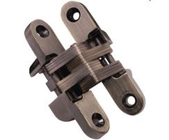 Concealed hinge from Silver Kite
