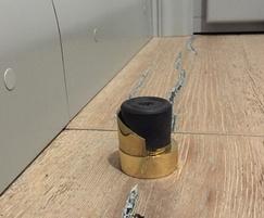 Floor-mounted door stop (39001)