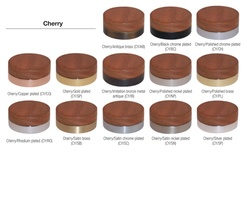 Materials and finishes - Cherry