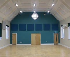 Sound Reduction Systems: £3m fund could help village hall acoustics upgrades