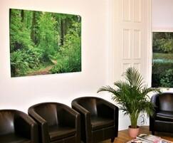 Fotosorba™ digitally printed acoustic panels