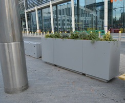 Barrier Planters Street Design Esi External Works