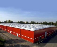 Alpha modular waste management facilities buildings