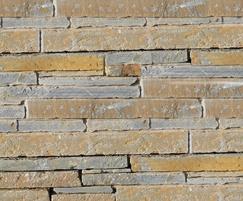 Caithness random walling stone