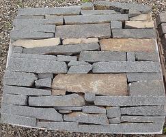 Scottish Whin random walling stone