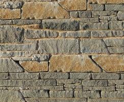 Scottish Whin split random walling stone