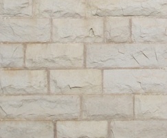 Cullalo pitched faced sandstone