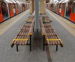 Centro Wooden Seating