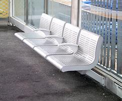Metrolink Seating