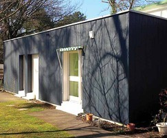 Naturetech® pre-painted composite weatherboard cladding