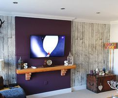 VOX Kerradeco Concrete internal PVC wall panels