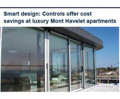 Warmafloor: Controls ensure cost savings at Mont Havelet apartments