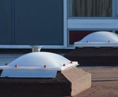 Whitesales Group: New high performance Em-Dome ECO rooflights and upstands