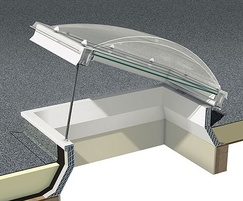 Em-View modular rooflights