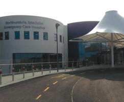 Es Louvre, Northumbria Specialist Hospital