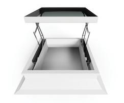 Em-Vent GL™ modular smoke vent