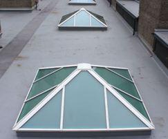 Em-Glaze bespoke rooflights