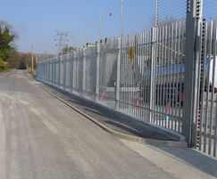 Lochrin® Palisade securing a Utility compound