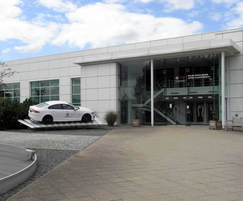 Jaguar Land Rover, Gaydon site