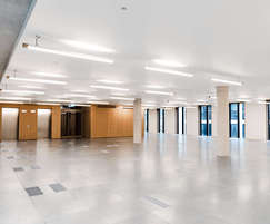 AET Flexible Space: Zonal underfloor aircon system for Fitzrovia development