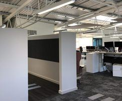 UfAC system improved office working conditions