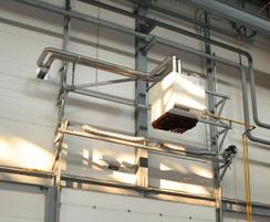 UDSA unit heater