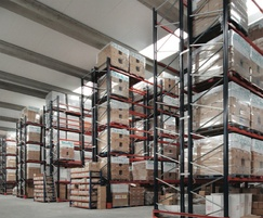 Cabinet heaters are suitable for warehousing