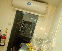 AC Series commercial air curtain