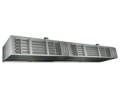 AB industrial air curtain - electric unit