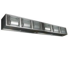 AB industrial air curtain - ambient unit