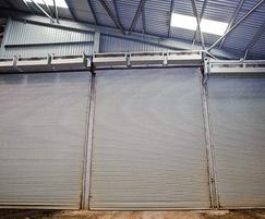 AB industrial air curtains