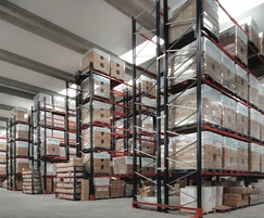 Variante unit heaters are suitable for warehousing use