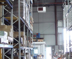UESA condensing room sealed unit heater application