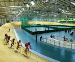 Sports hall heating and ventilation CPD from Reznor