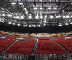 Air curtains installed at First Direct Arena